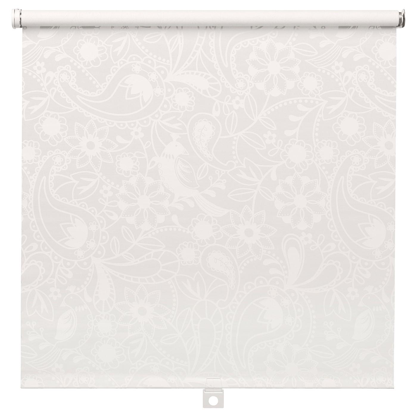 liselott store enrouleur blanc 120 x 195 cm ikea. Black Bedroom Furniture Sets. Home Design Ideas