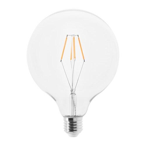 Ampoule Globe Led Awesome Ikea Lunnom Ampoule Led E Lumen With