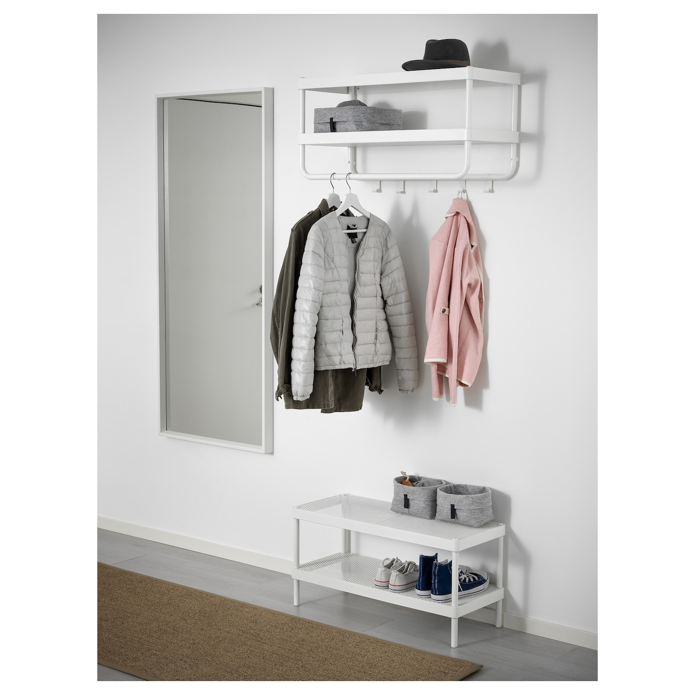 mackap r tag re chaussures 78 cm ikea. Black Bedroom Furniture Sets. Home Design Ideas