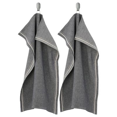 MARIATHERES Torchon, gris, 50x70 cm