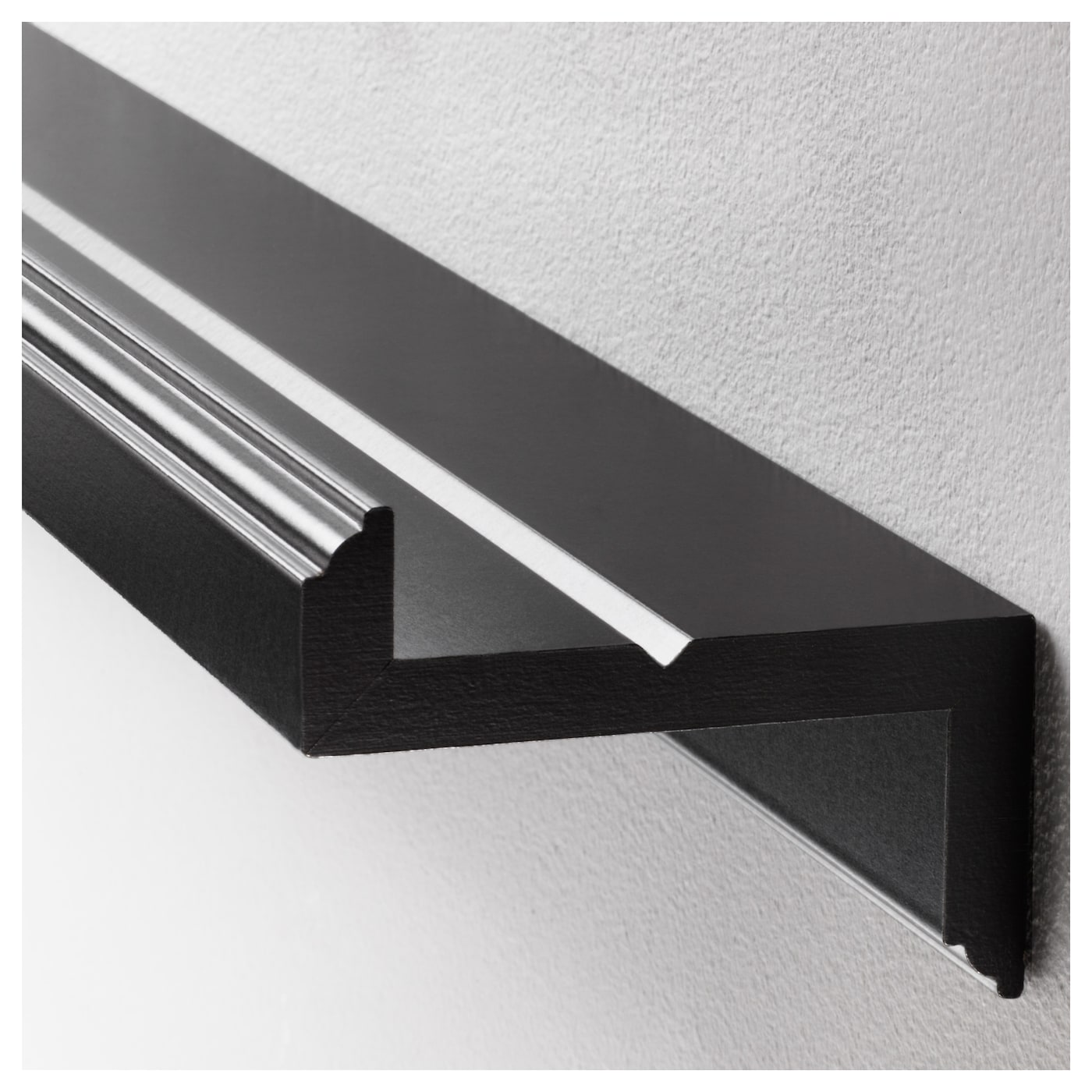 marietorp tablette pour photos noir 75 cm ikea. Black Bedroom Furniture Sets. Home Design Ideas