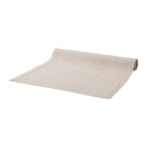 Marknad chemin de table ikea - Chemin de table beige ...