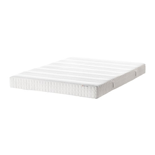 matrand matelas mousse m m de forme ferme blanc 160x200 cm. Black Bedroom Furniture Sets. Home Design Ideas