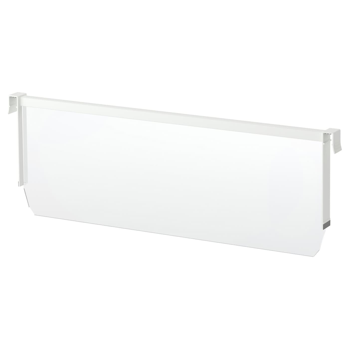 maximera tiroir haut blanc 80x37 cm ikea. Black Bedroom Furniture Sets. Home Design Ideas