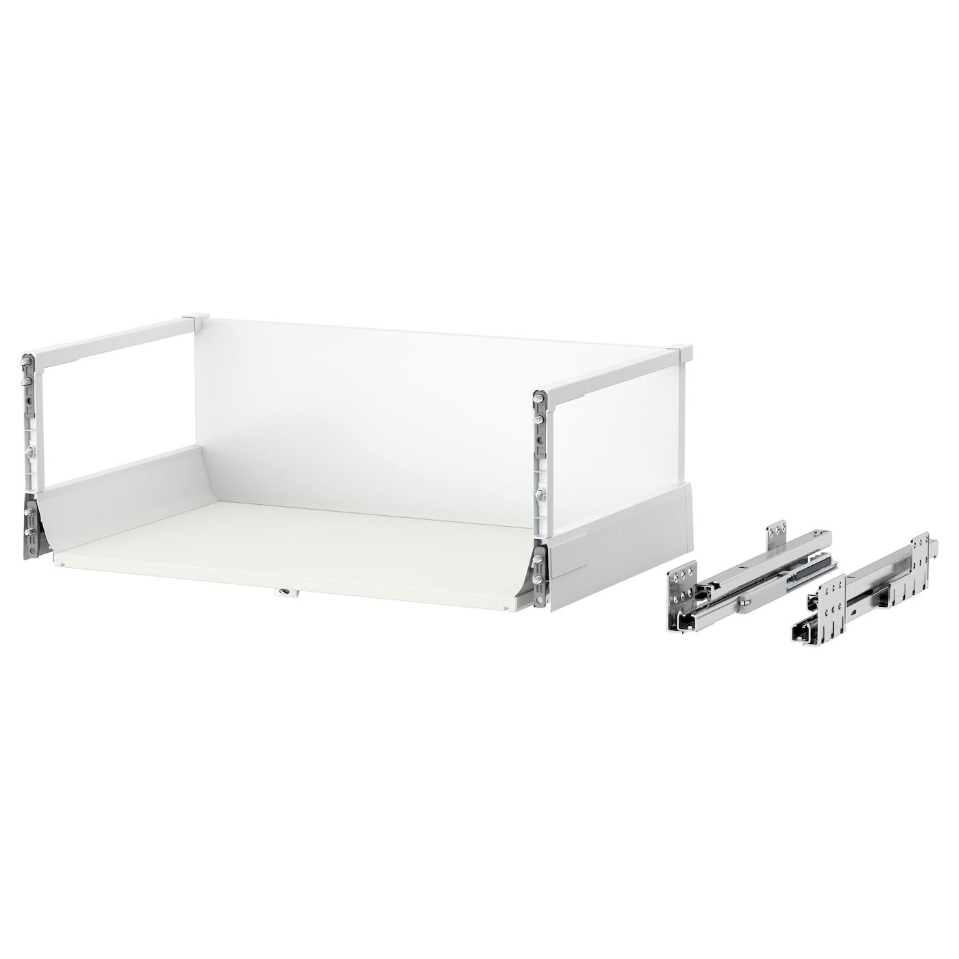 metod structure l ment bas blanc 60x37x80 cm ikea. Black Bedroom Furniture Sets. Home Design Ideas