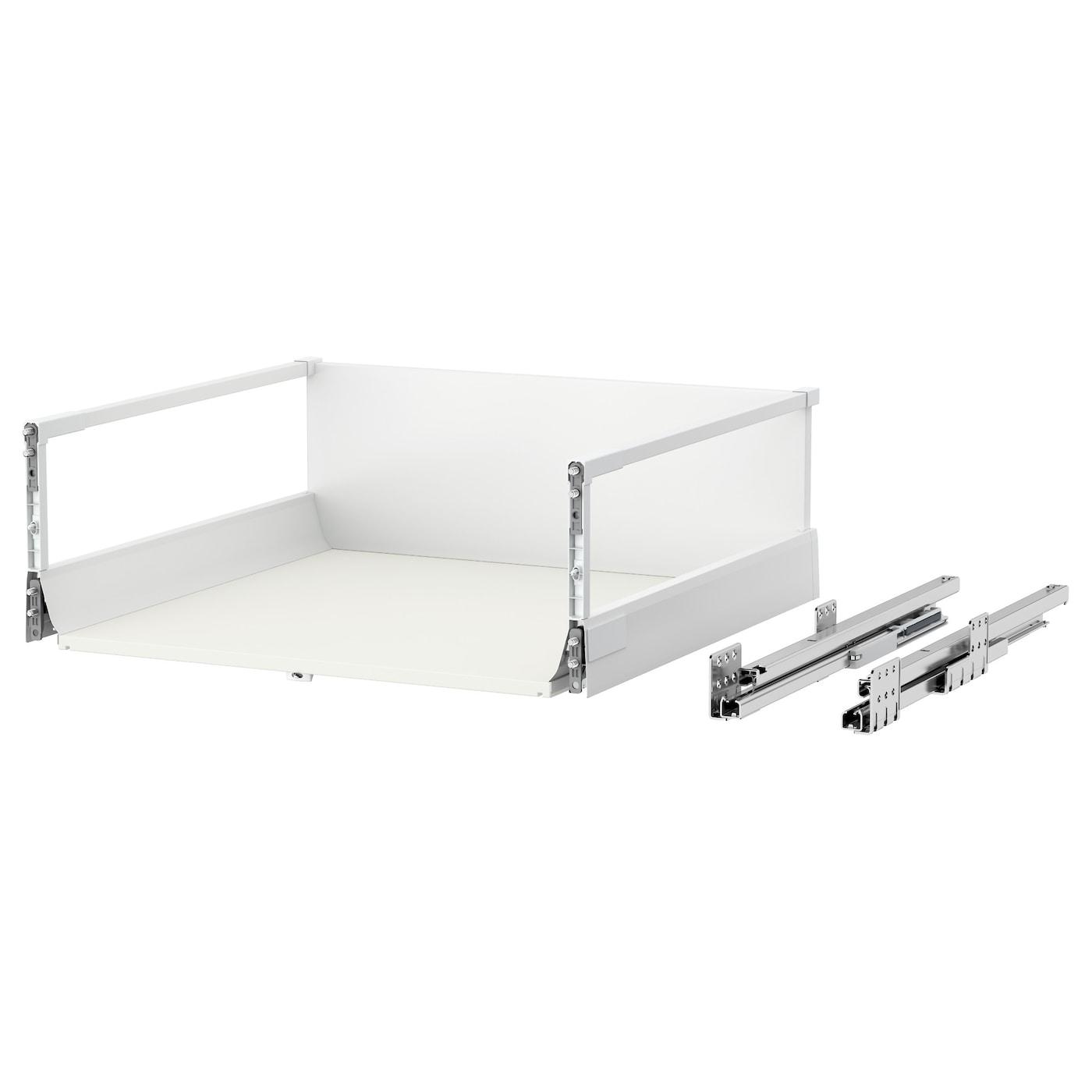maximera tiroir haut blanc 60x60 cm ikea. Black Bedroom Furniture Sets. Home Design Ideas