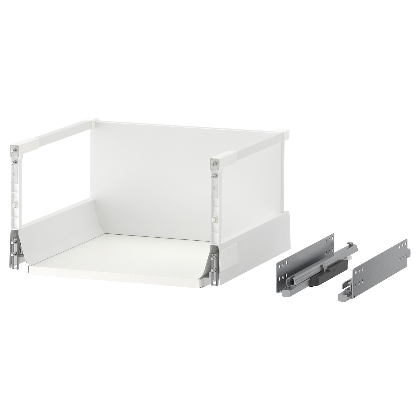 metod structure l ment bas blanc 40 x 37 x 80 cm ikea. Black Bedroom Furniture Sets. Home Design Ideas