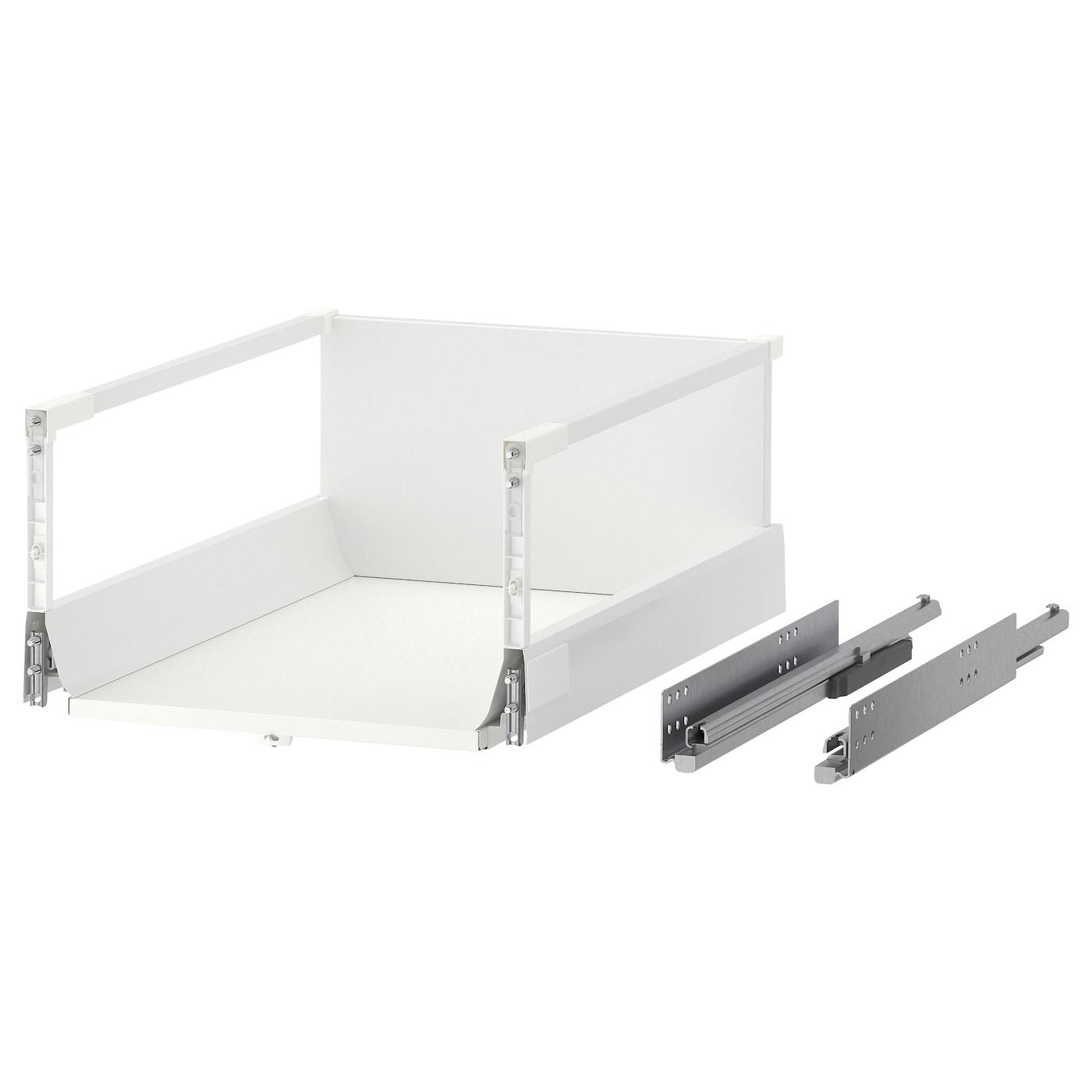 utrusta face de tiroir haut blanc 40 cm ikea. Black Bedroom Furniture Sets. Home Design Ideas