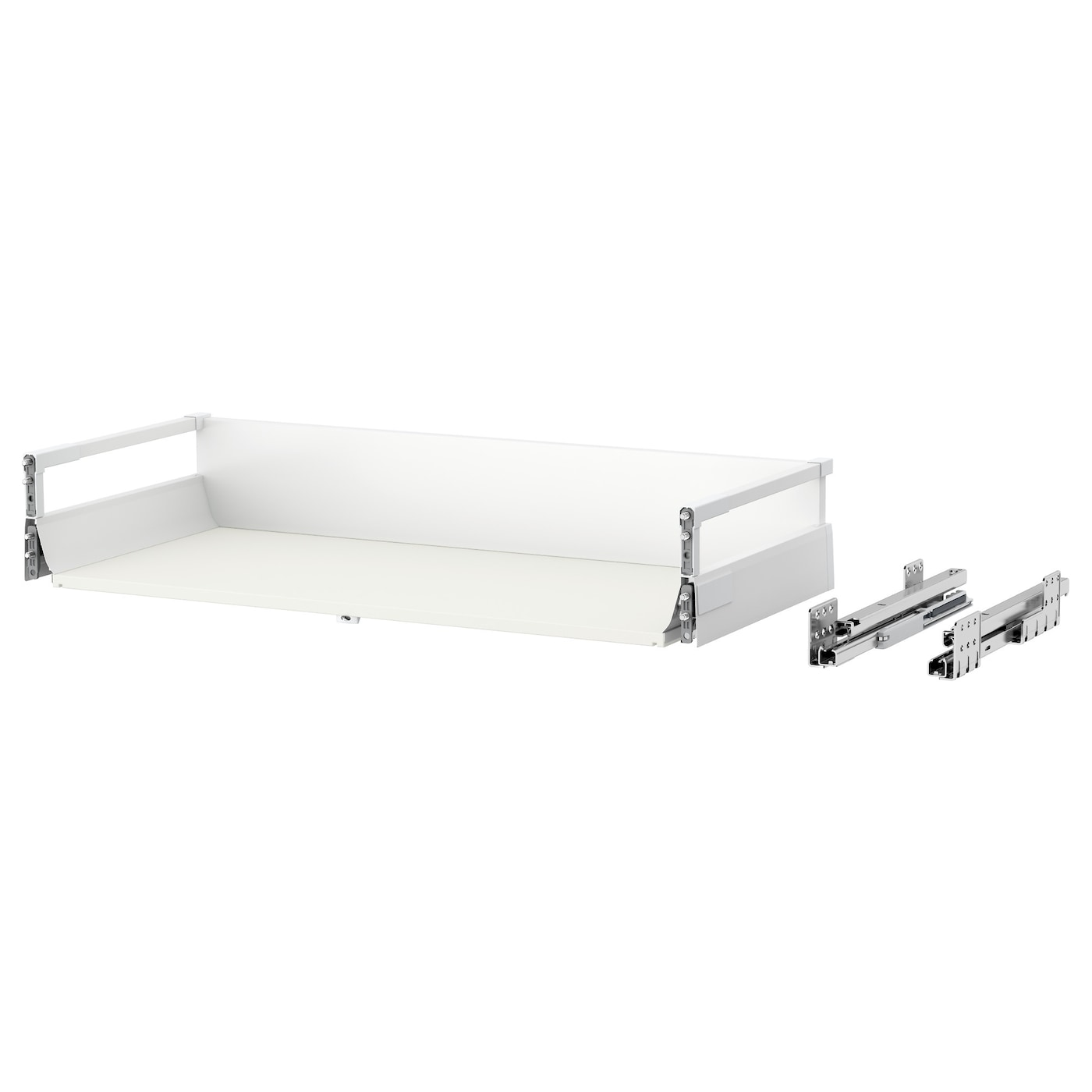 maximera tiroir moyen blanc 80x37 cm ikea. Black Bedroom Furniture Sets. Home Design Ideas