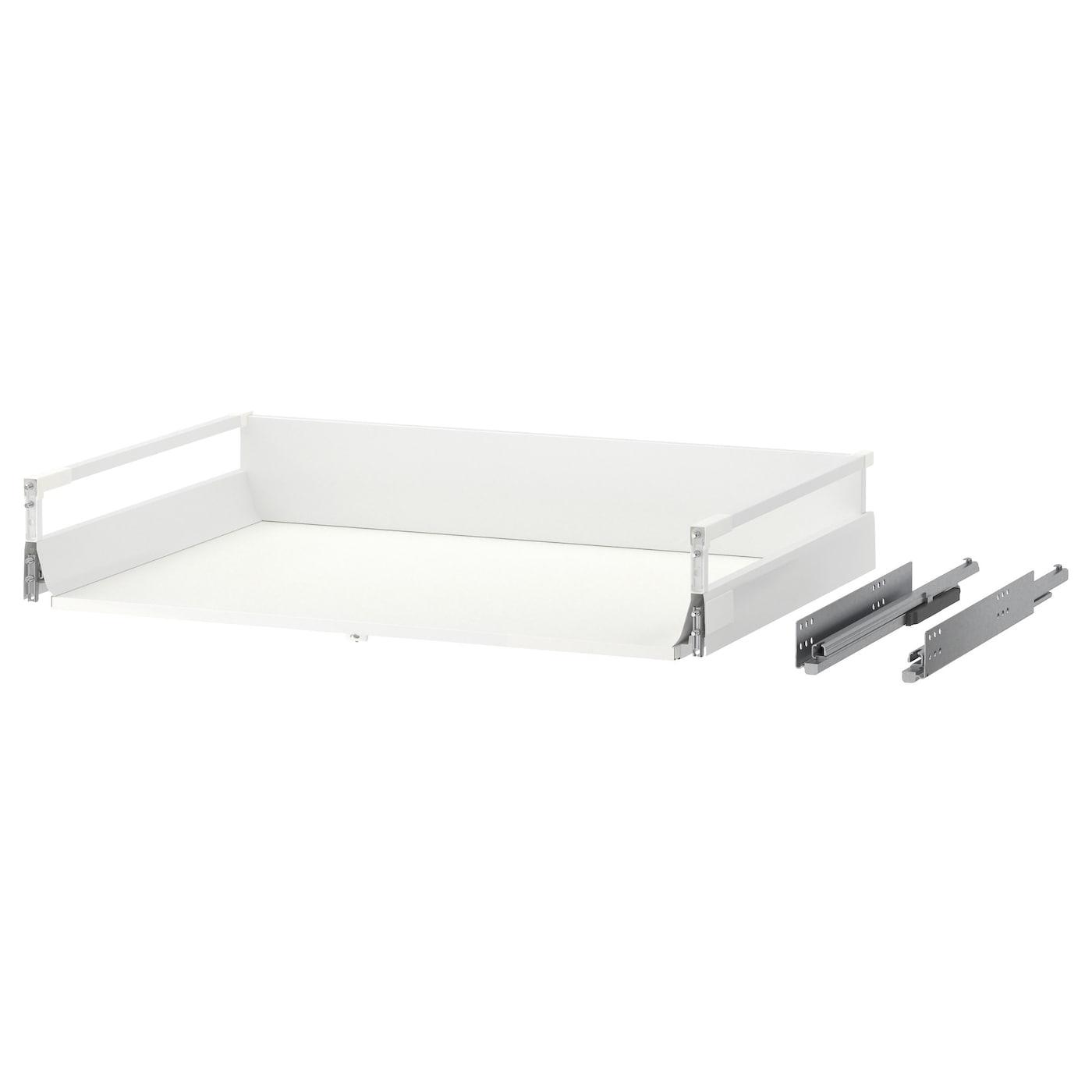 utrusta face de tiroir moyen blanc 80 cm ikea. Black Bedroom Furniture Sets. Home Design Ideas