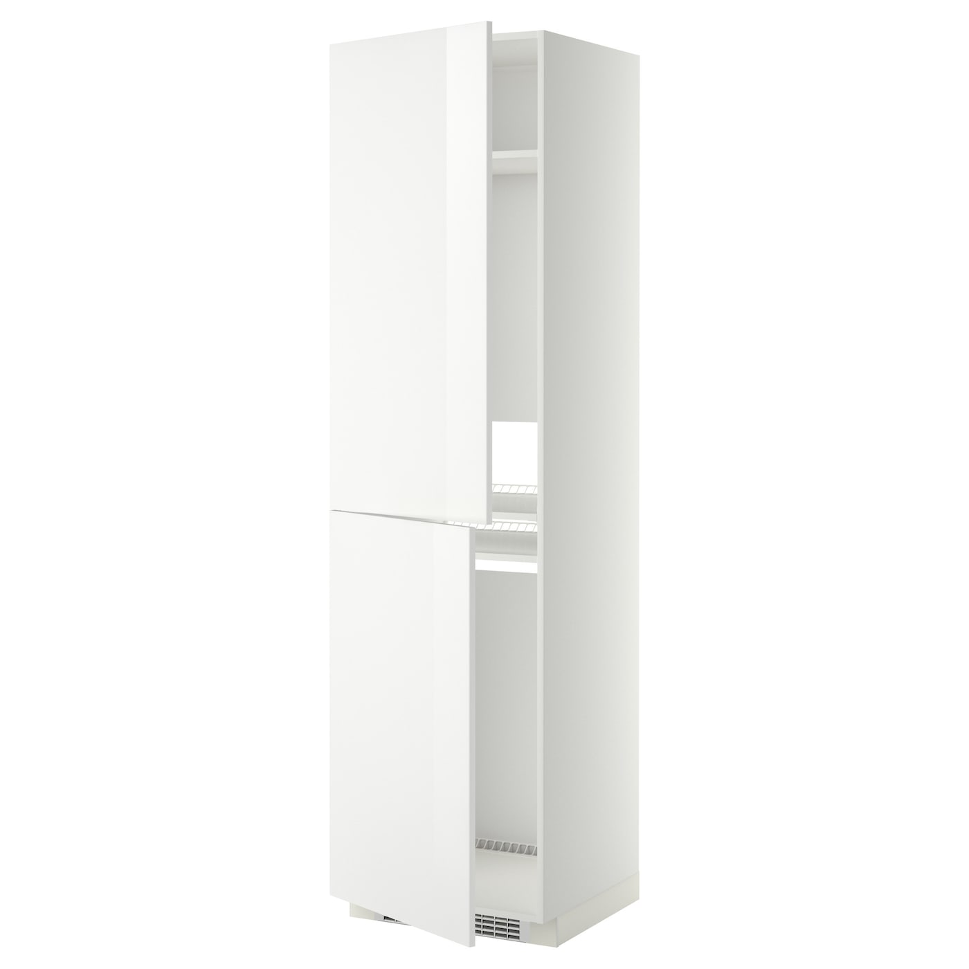 metod armoire pour r frig cong lateur blanc ringhult blanc 60x60x220 cm ikea. Black Bedroom Furniture Sets. Home Design Ideas