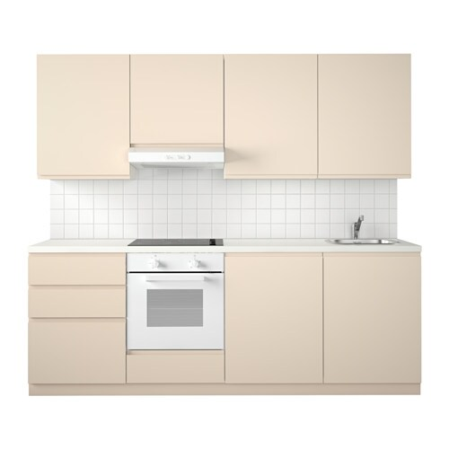 Metod Cuisine Voxtorp Beige Clair Ikea