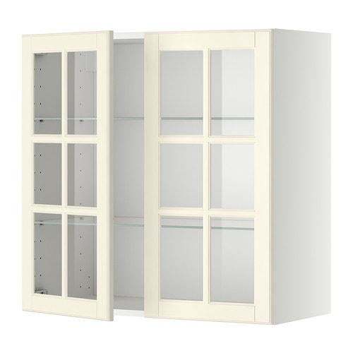 metod l mur tblts 2pts vit blanc bodbyn blanc cass 80x80 cm ikea. Black Bedroom Furniture Sets. Home Design Ideas