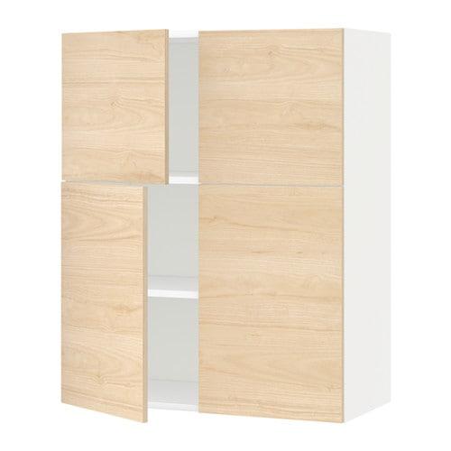 metod l mur tbs 4p blanc askersund ikea. Black Bedroom Furniture Sets. Home Design Ideas