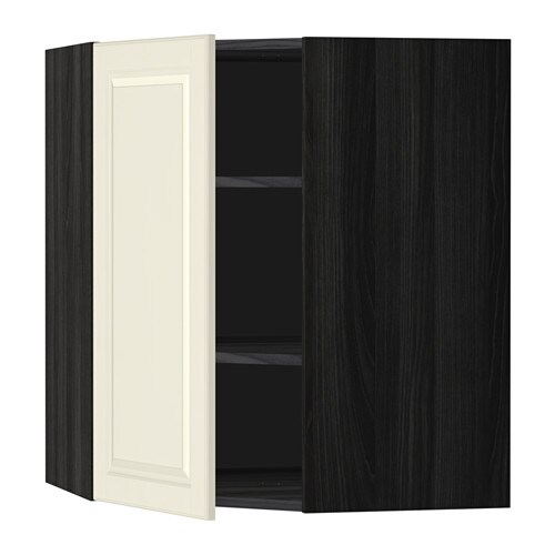 metod lt mur ang tblts effet bois noir bodbyn blanc cass 68x80 cm ikea. Black Bedroom Furniture Sets. Home Design Ideas