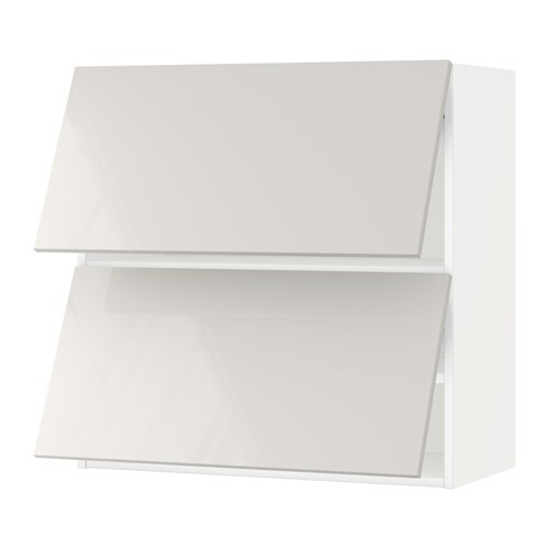 metod lt mur horiz 2ptes blanc ringhult brillant gris clair 80x80 cm ikea. Black Bedroom Furniture Sets. Home Design Ideas