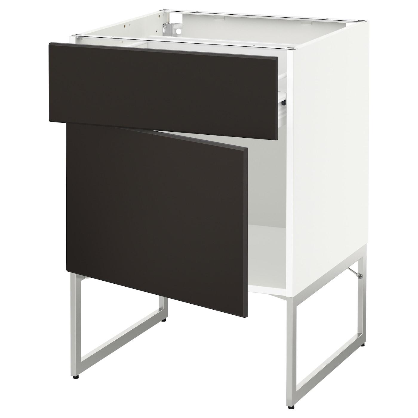 Meuble bas cuisine armoires basses de cuisine ikea - Element bas cuisine ikea ...