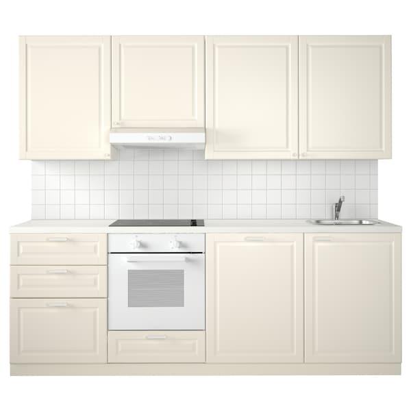 Metod cuisine blanc maximera bodbyn blanc cass ikea Cuisine blanc casse