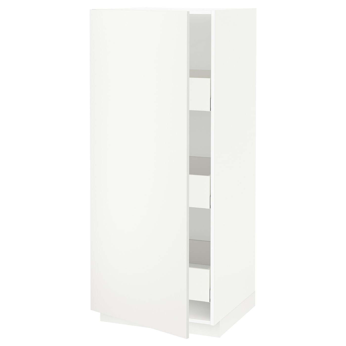 metod maximera l ment armoire avec tiroirs blanc h ggeby blanc 60x60x140 cm ikea. Black Bedroom Furniture Sets. Home Design Ideas