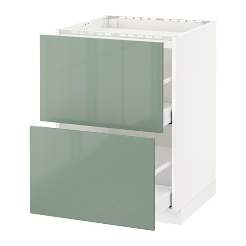 metod maximera l bas tbl cui 2 faces 2 tiroirs blanc kallarp vert clair 60x60 cm ikea. Black Bedroom Furniture Sets. Home Design Ideas