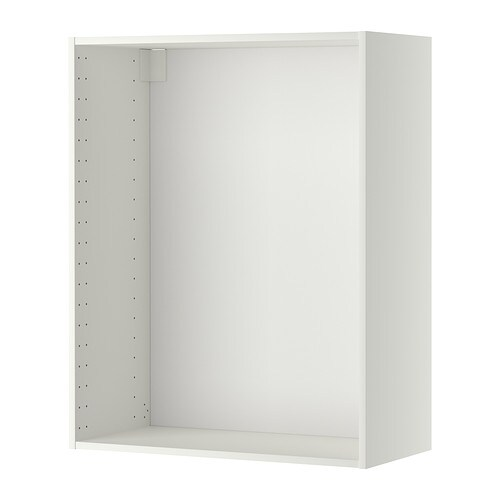 Metod structure l ment mural blanc 80x37x100 cm ikea - Ikea element mural cuisine ...