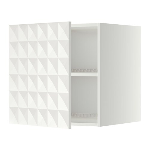 réfrigérateurcongélateur  blanc, Herrestad blanc, 60×60 cm  IKEA