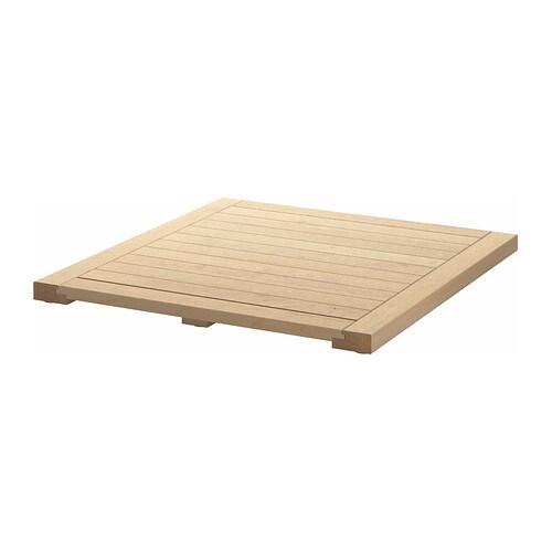 MOLGER Caillebotis  bouleau  IKEA