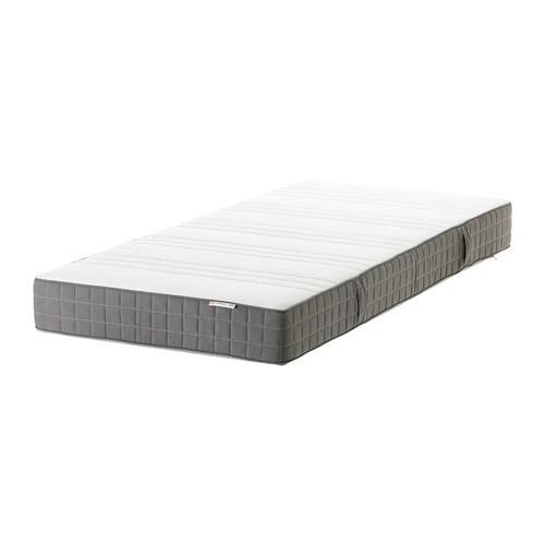 morgedal matelas en mousse ferme gris fonc 90x200 cm ikea. Black Bedroom Furniture Sets. Home Design Ideas