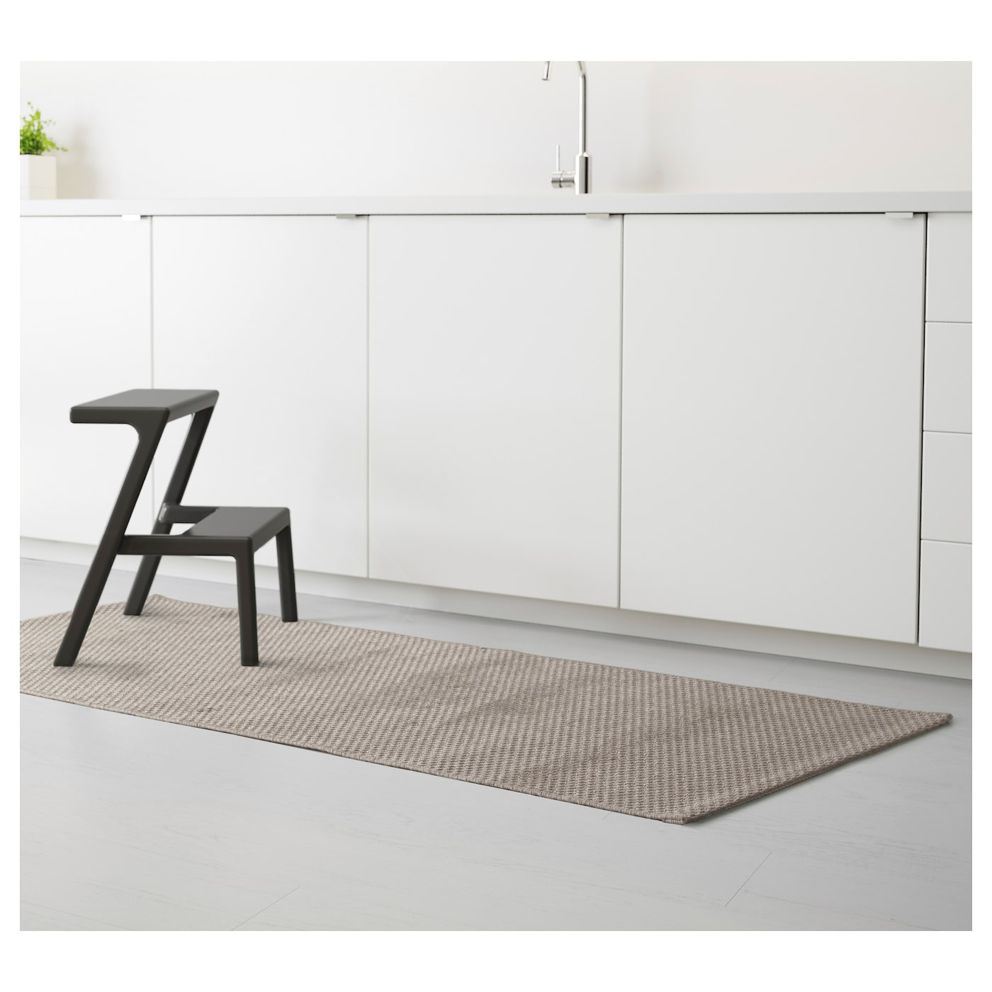 morum tapis tiss plat int ext rieur beige 80 x 200 cm ikea. Black Bedroom Furniture Sets. Home Design Ideas
