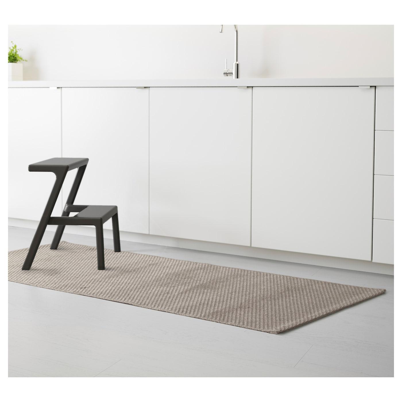 morum tapis tiss plat int ext rieur beige 80 x 200 cm. Black Bedroom Furniture Sets. Home Design Ideas