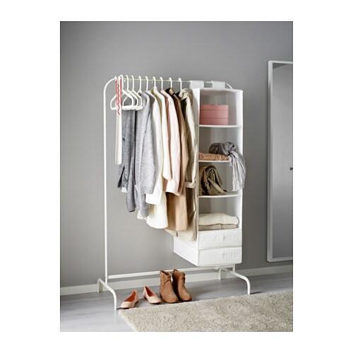 MULIG Portant Blanc X Cm IKEA - Portant