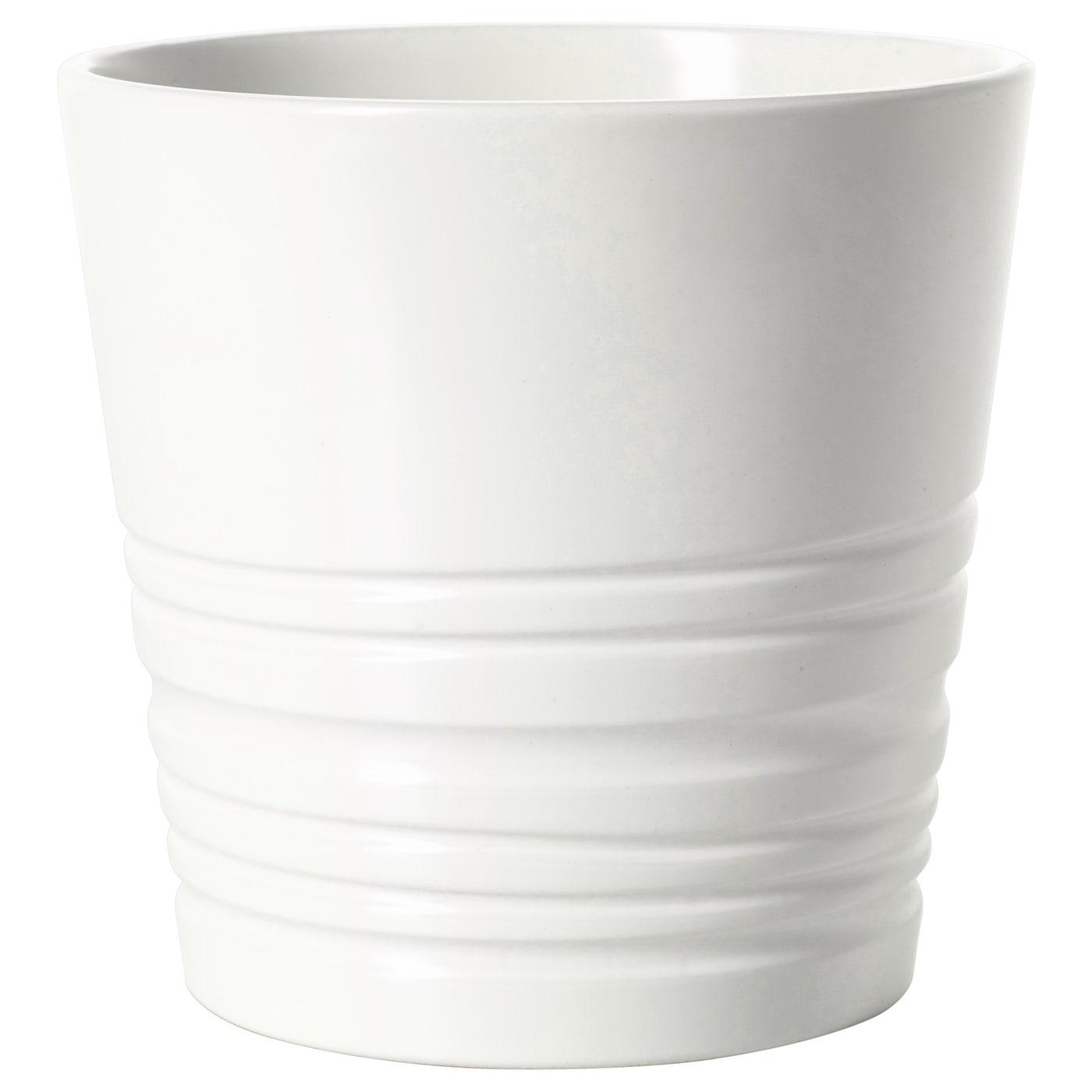 muskot cache pot blanc 9 cm ikea. Black Bedroom Furniture Sets. Home Design Ideas