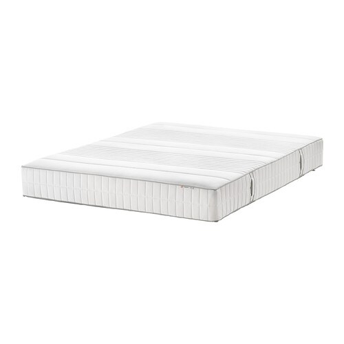 myrbacka matelas mousse m m de forme ferme blanc 160x200. Black Bedroom Furniture Sets. Home Design Ideas