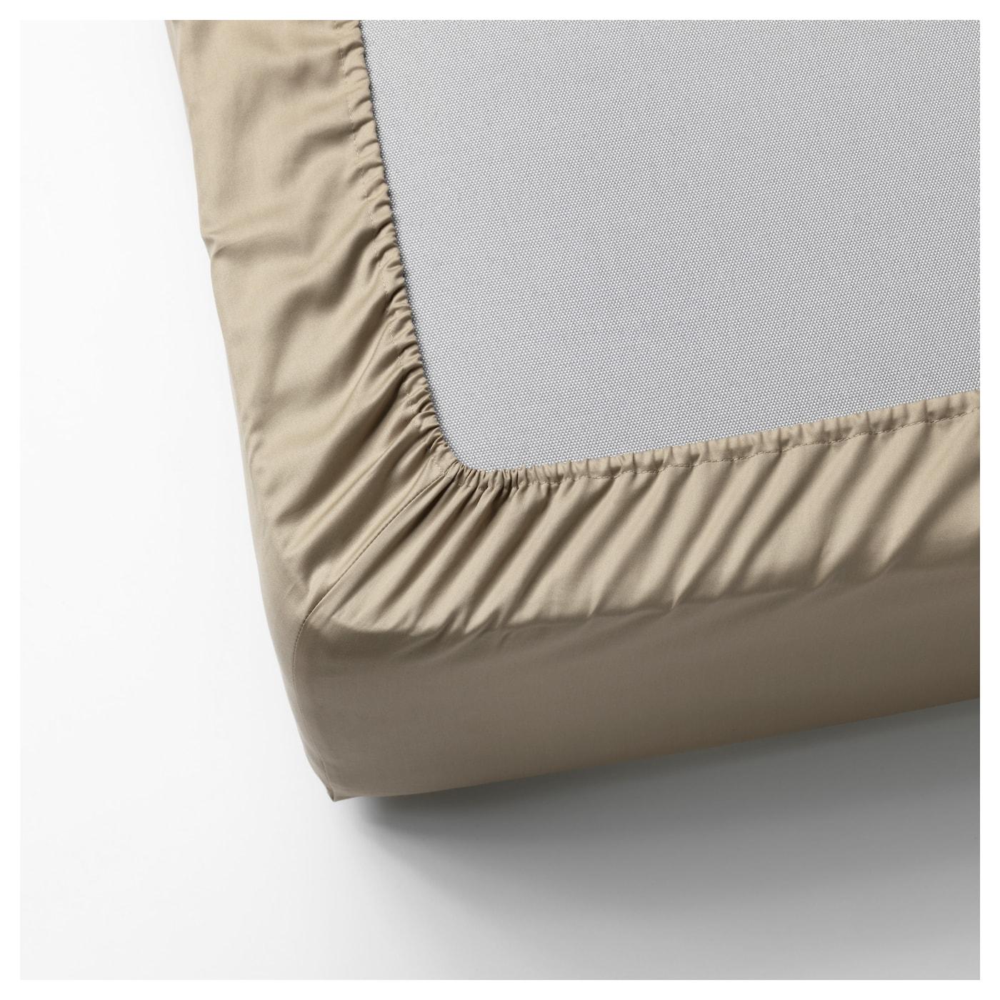 nattjasmin drap housse beige 90 x 200 cm ikea. Black Bedroom Furniture Sets. Home Design Ideas