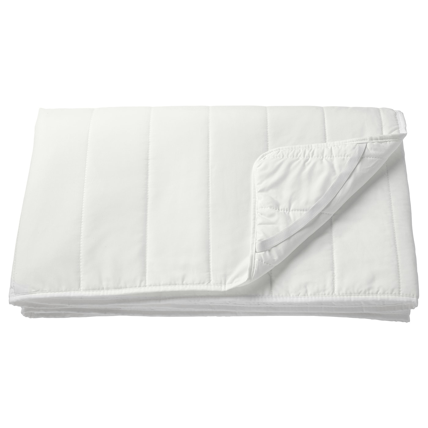 nattlig protection matelas tanche blanc 80x200 cm ikea. Black Bedroom Furniture Sets. Home Design Ideas