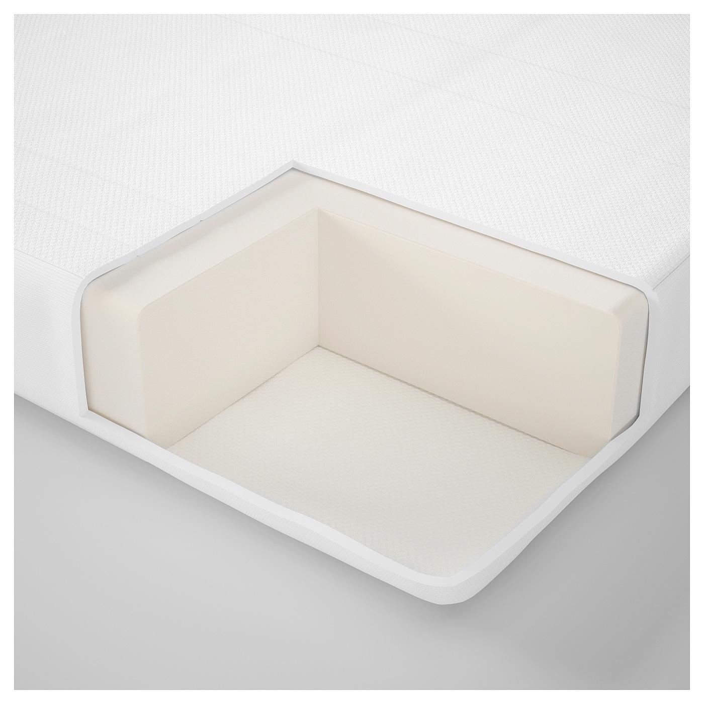 nattsmyg matelas mousse pour lit extensible 80x200 cm ikea. Black Bedroom Furniture Sets. Home Design Ideas