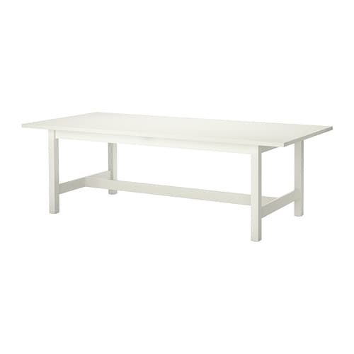 Norden table extensible ikea - Ikea table a rallonge ...