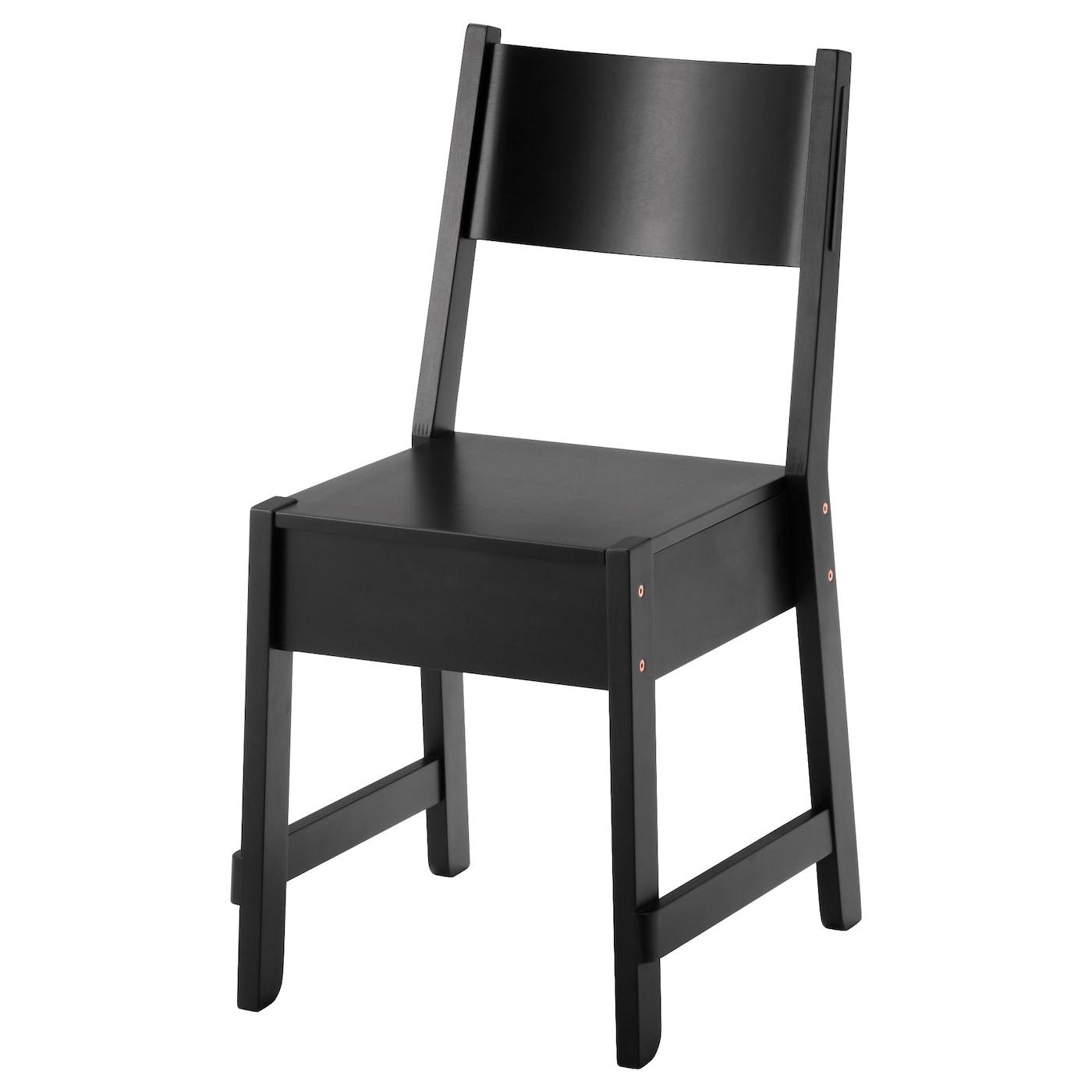 norr ker chaise blanc bouleau ikea. Black Bedroom Furniture Sets. Home Design Ideas
