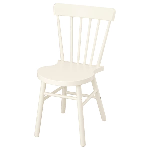 chaises scandinaves blanches ikea
