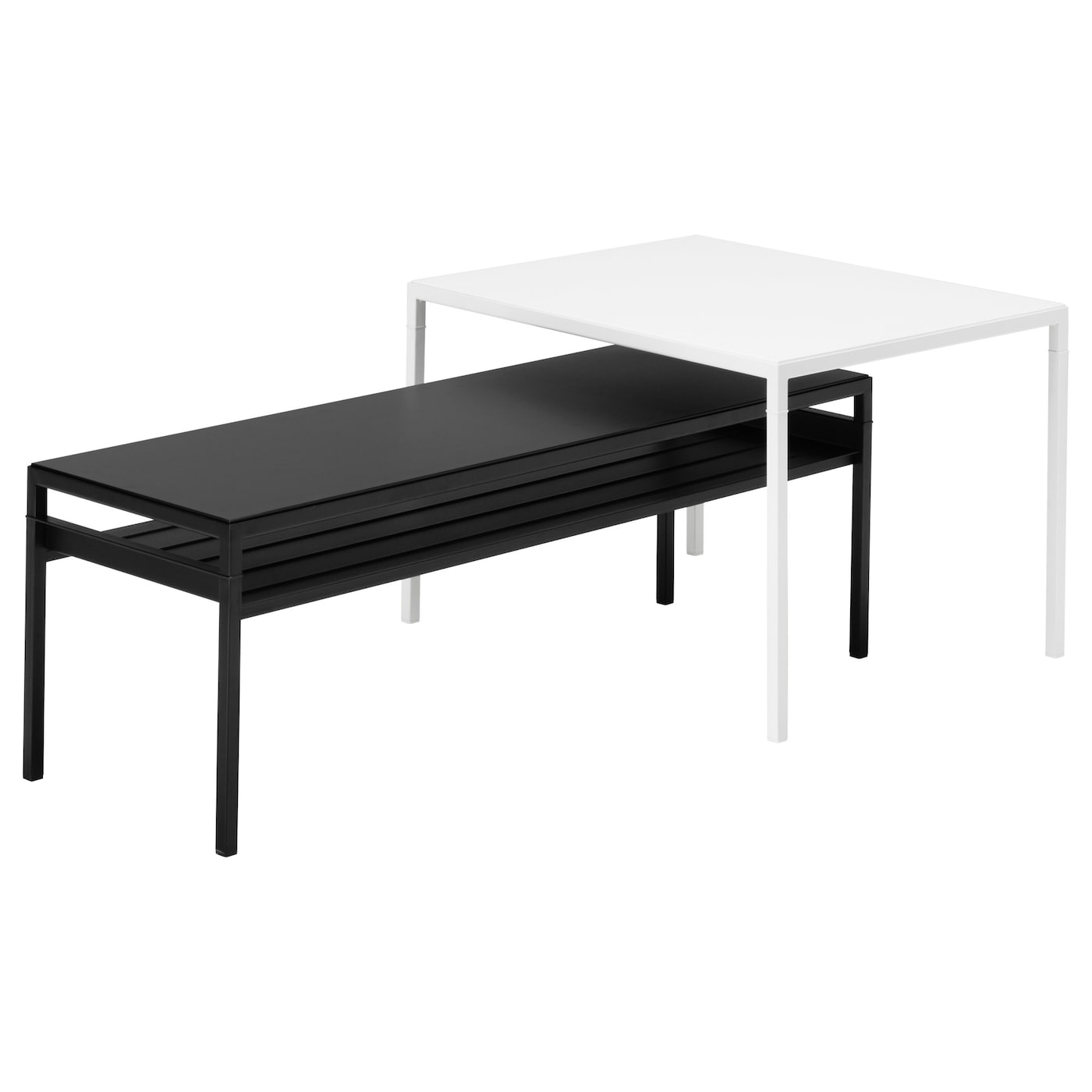 Table basse design table basse relevable ikea for Ikea besta table d appoint