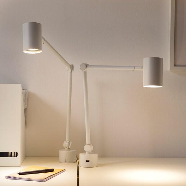 IKEA NYMÅNE Lampe de travail/murale
