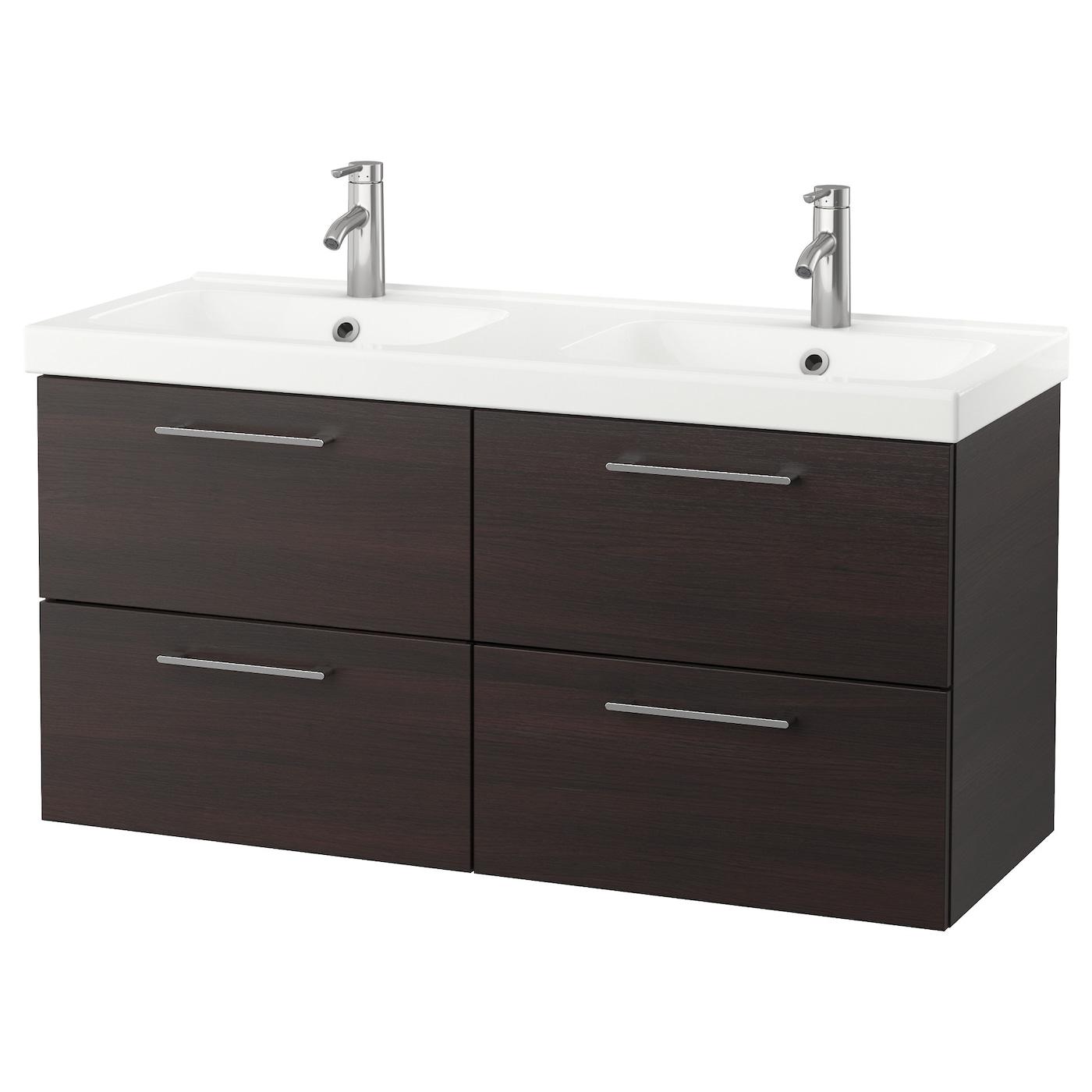 ikea odensvikgodmorgon meuble lavabo 4tir