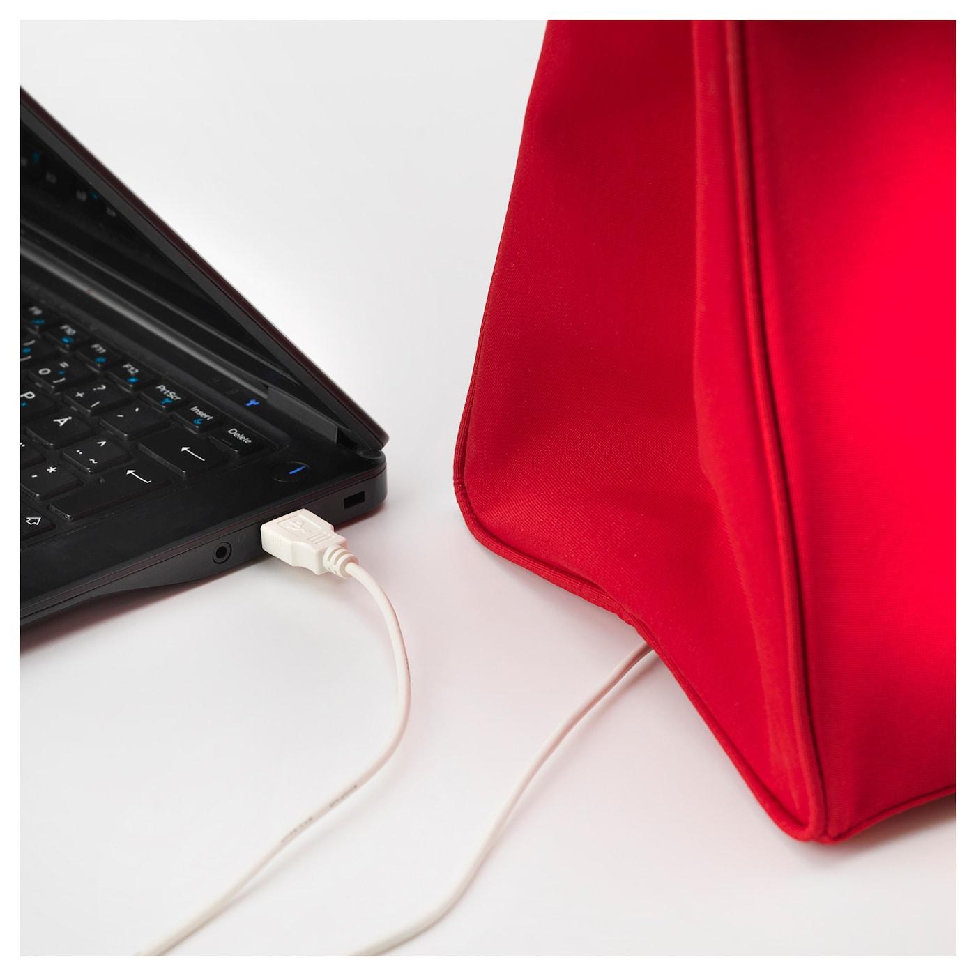 omedelbar clairage led multifonction rouge ikea. Black Bedroom Furniture Sets. Home Design Ideas