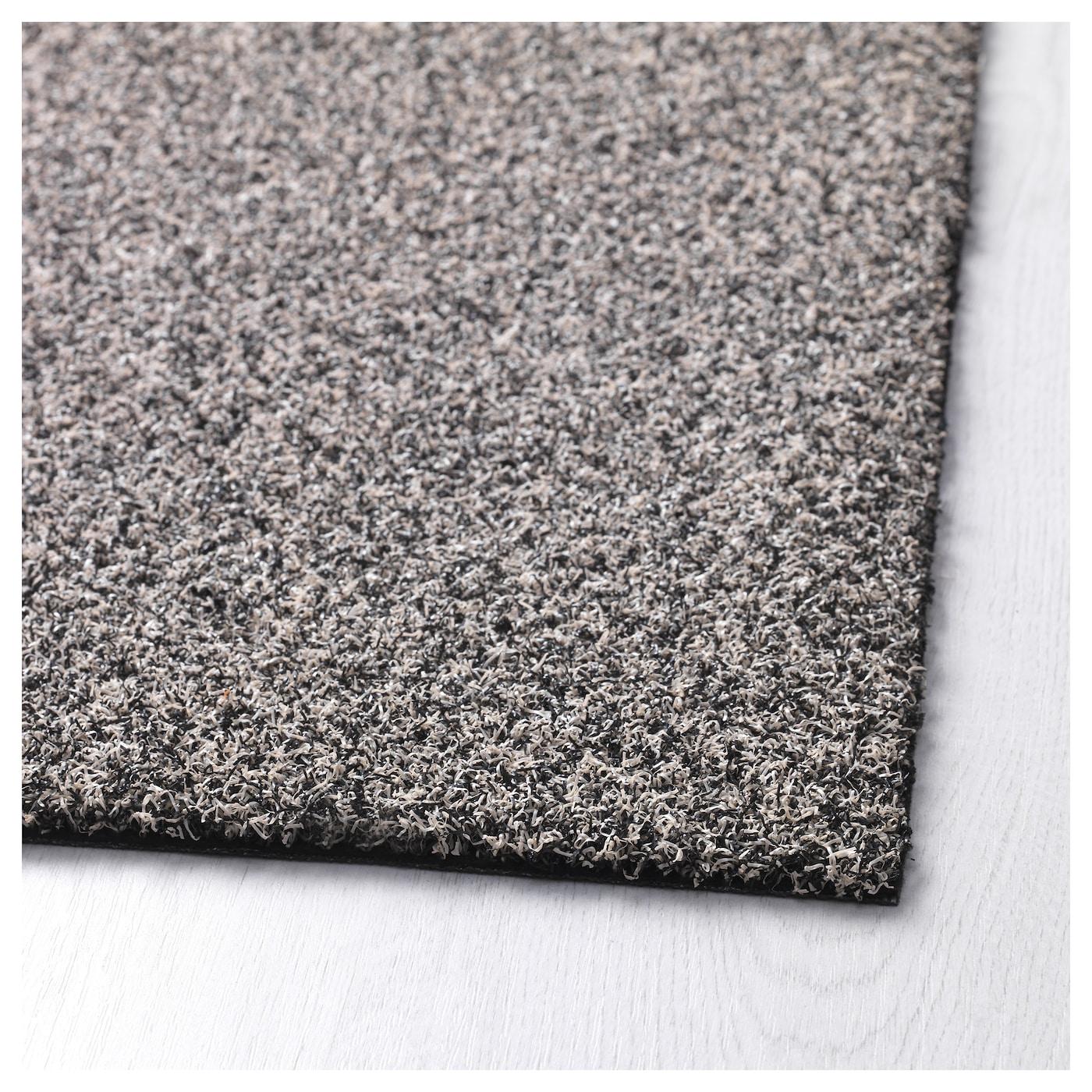 oplev paillasson int rieur ext rieur noir blanc 50x80 cm ikea. Black Bedroom Furniture Sets. Home Design Ideas