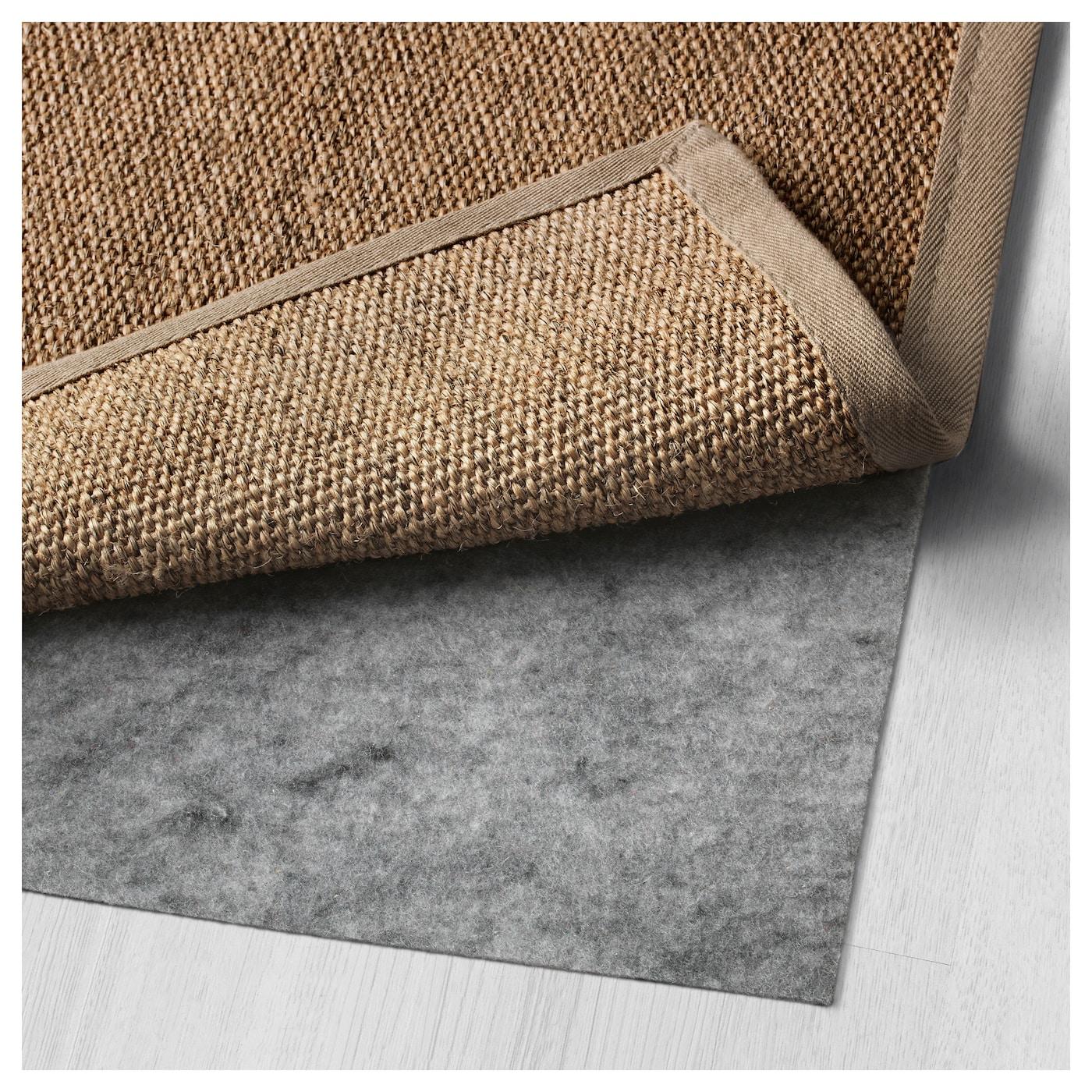 osted tapis tiss plat naturel 133x195 cm ikea. Black Bedroom Furniture Sets. Home Design Ideas