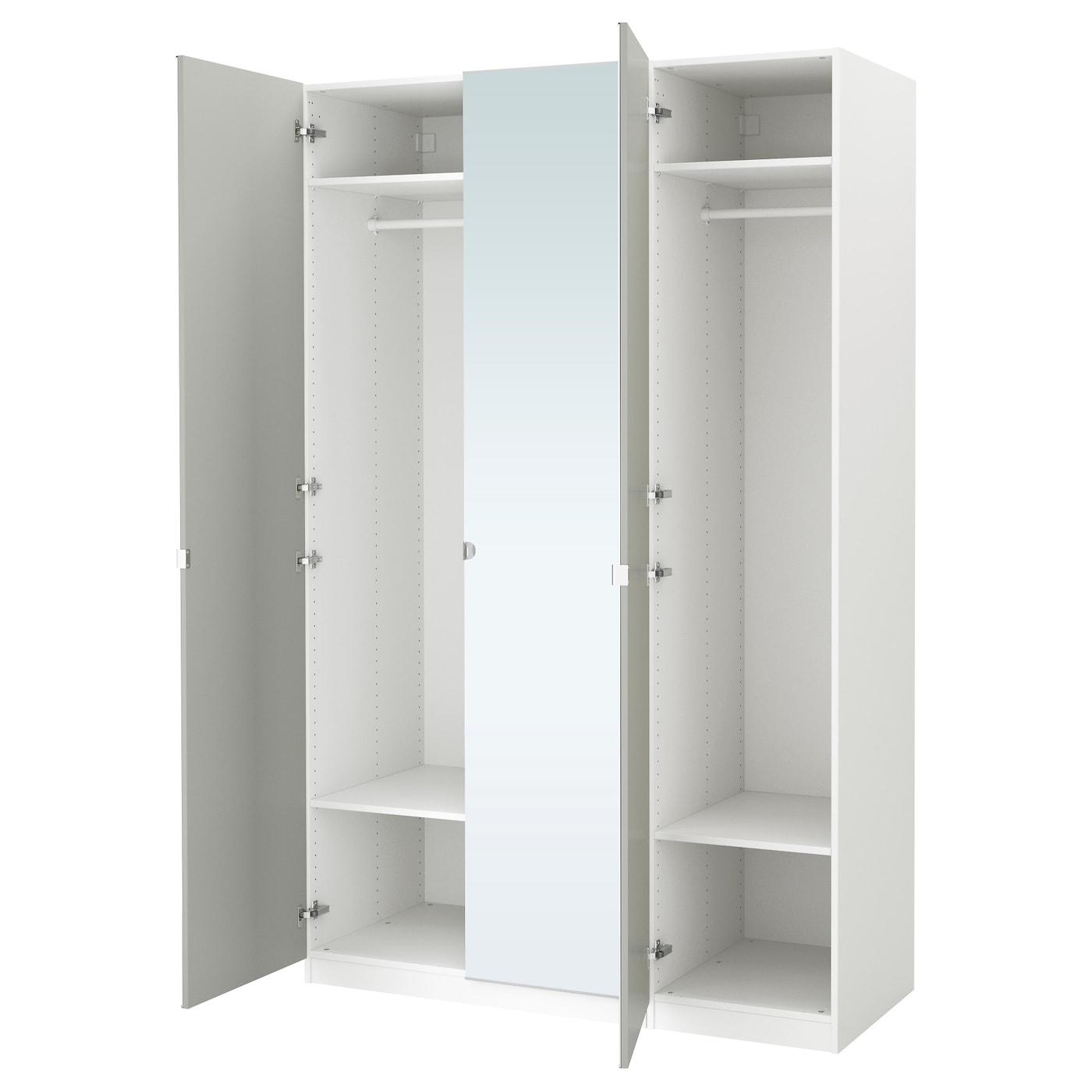 Pax syst me combinaisons avec portes ikea for Porte 60 x 50