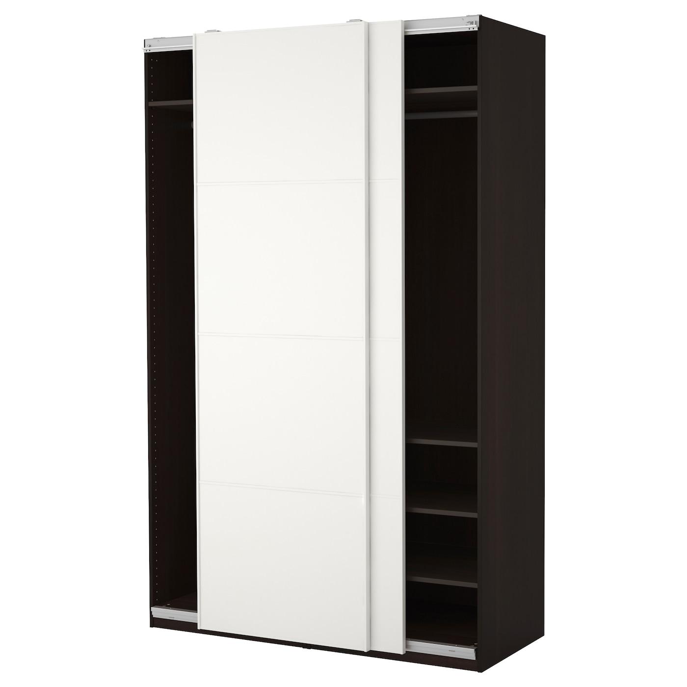 pax combinaisons avec portes ikea. Black Bedroom Furniture Sets. Home Design Ideas