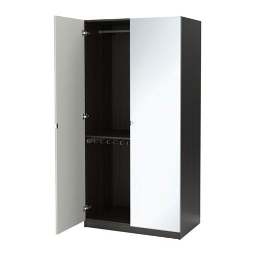 Pax armoire penderie 100x60x201 cm charni re fermeture silencieuse ikea - Ikea tours fermeture ...