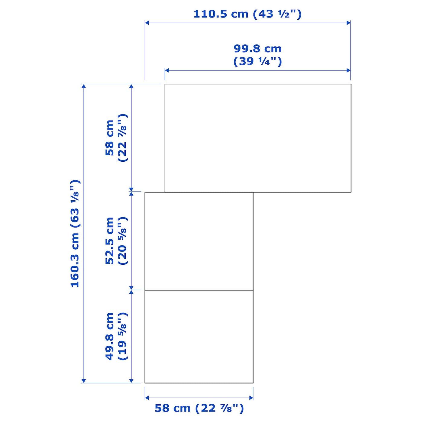pax penderie d 39 angle blanc forsand marnardal 160 111 x 236 cm ikea. Black Bedroom Furniture Sets. Home Design Ideas