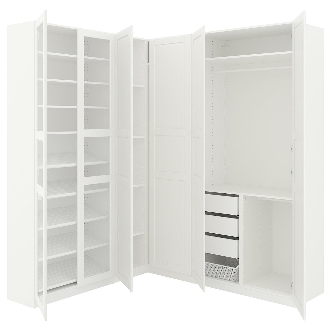 IKEA PAX Penderie Dangle Les Pieds Reglables Permettent De Compenser Irregularites Du Sol